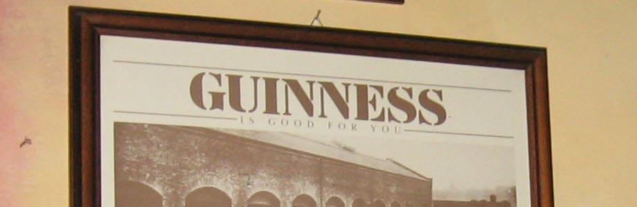 SANNI, Pomodoro, mozzarella e... Guinness