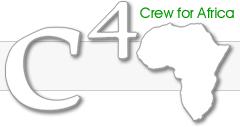 logo Crew for Africa
