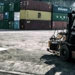 verso DJIBOUTI, Caricatori di porto